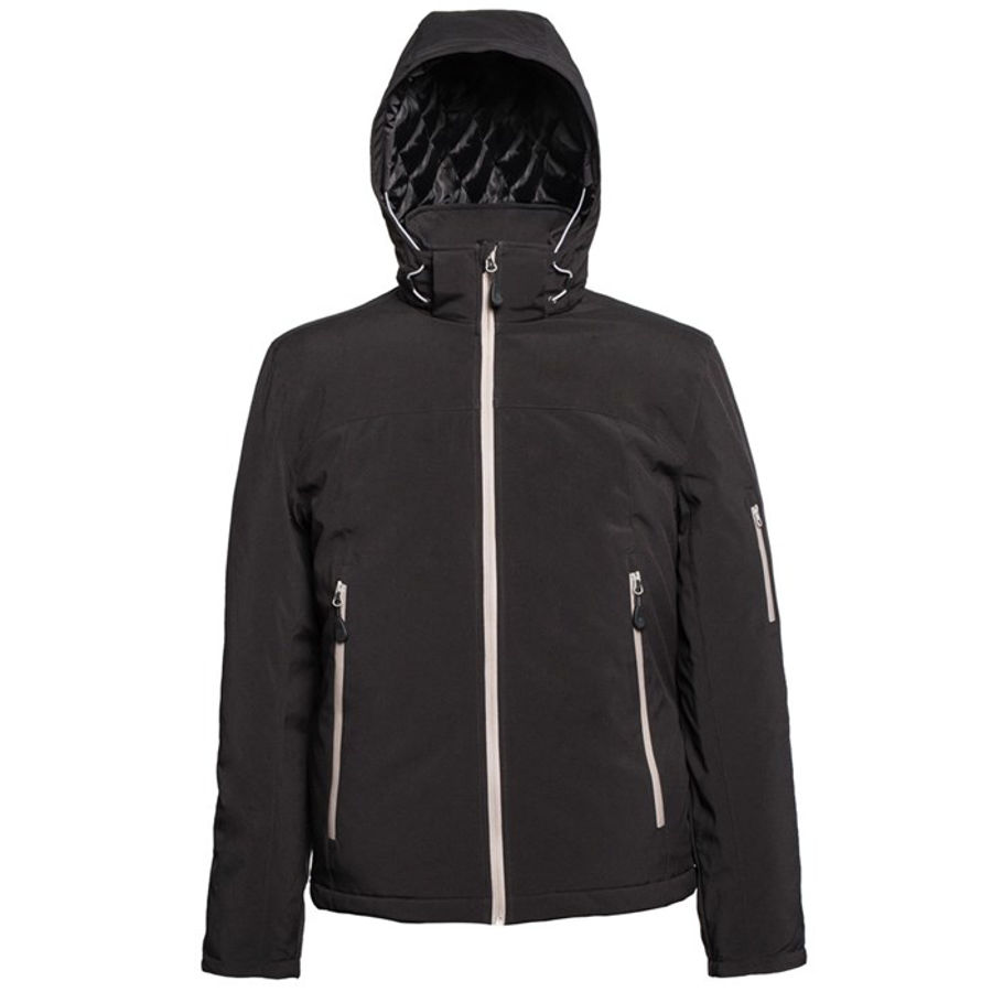 Slika LAC. Softshell jakna SPEKTAR WINTER, crna