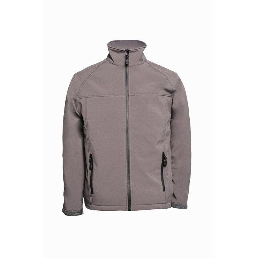 Slika LAC. Softshell jakna ROLAND  siva