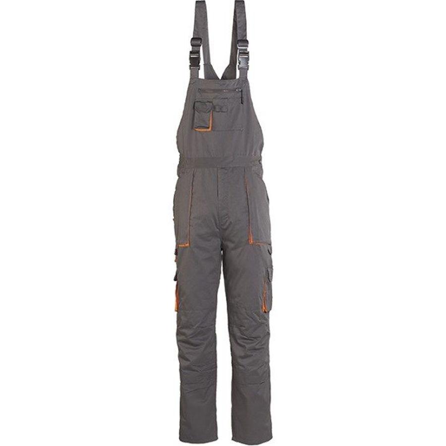 Slika LAC.HLAČE FARMER PADDOCK sivo/narančaste vel, XL