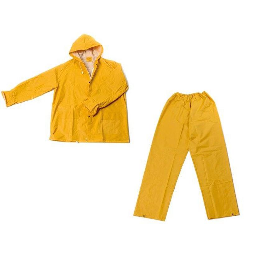 Slika LAC.RAINY KIŠNO ODIJELO PVC žuto XL