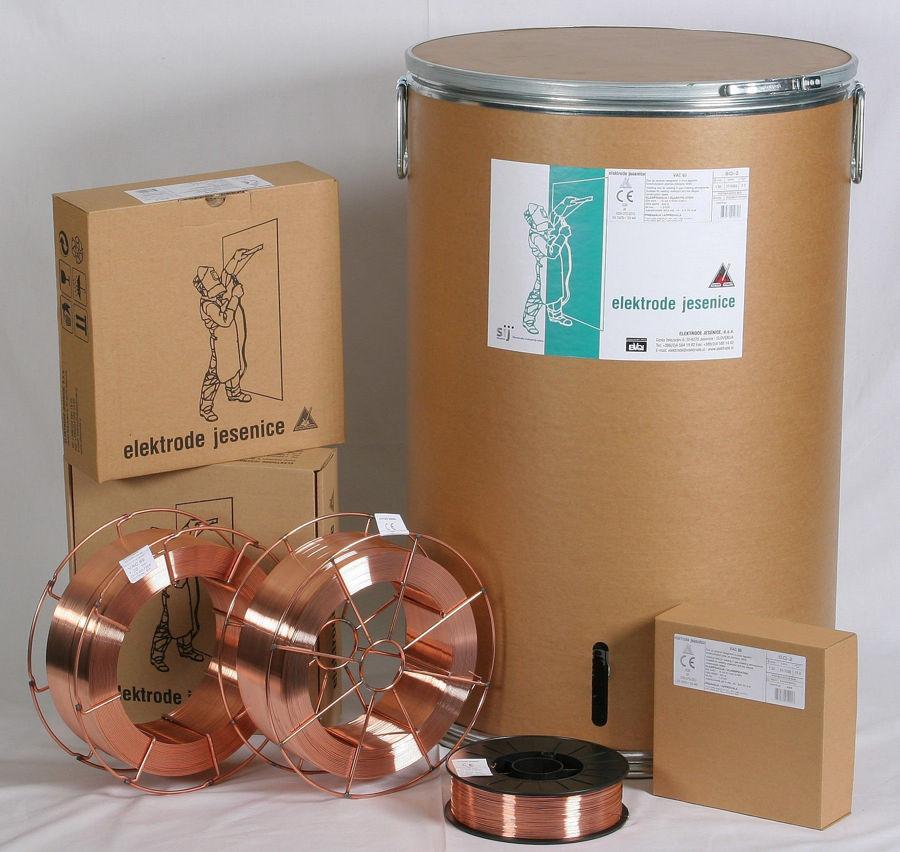 Slika ŽICA CO2 FI 1,00 (15 kg) JESENICE