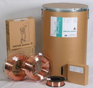 Slika ŽICA CO2 FI 1,00 (5,00 kg) JESENICE