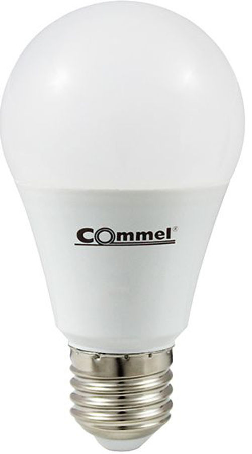 Slika COMMEL LED žarulja 305-152,3-step dimabilna, E27, 12 W, 1055 lm, A60, 3000 K(toplo bijela),25 000 h,