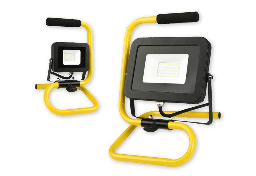 Slika COMMEL LED REFLEKTOR NA STALKU 10W 308-215