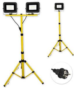 Slika COMMEL LED REFLEKTOR NA STATIVU 308-535 2X30W