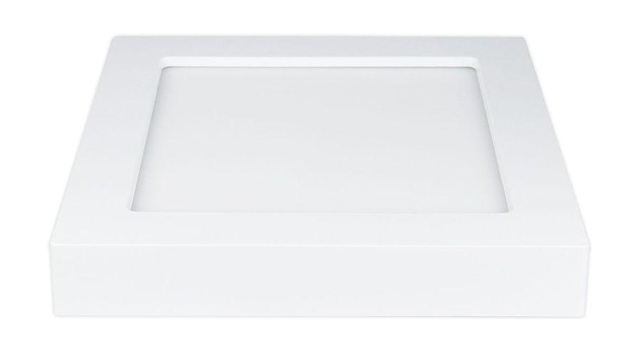Slika COMMEL LED PANEL 18 W 337-425, KVADRATNI, NADGRADNI, 2700 K