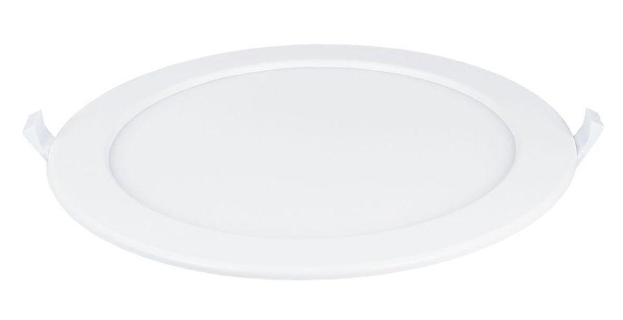 Slika COMMEL LED PANEL 12 W 337-311, OKRUGLI, UGRADNI, 2700 K (TOPLO BIJELA BOJA SVJETLA)
