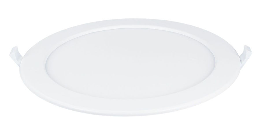 Slika COMMEL LED PANEL 12 W 337-312,OKRUGLI, UGRADNI 4000 K