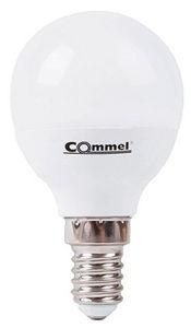 Slika COMMEL LED žarulja 6W,E14,G45, 3000K, 305-202