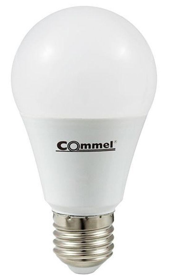 Slika COMMEL LED žarulja 9W,E27,A60,4000K, 305-111