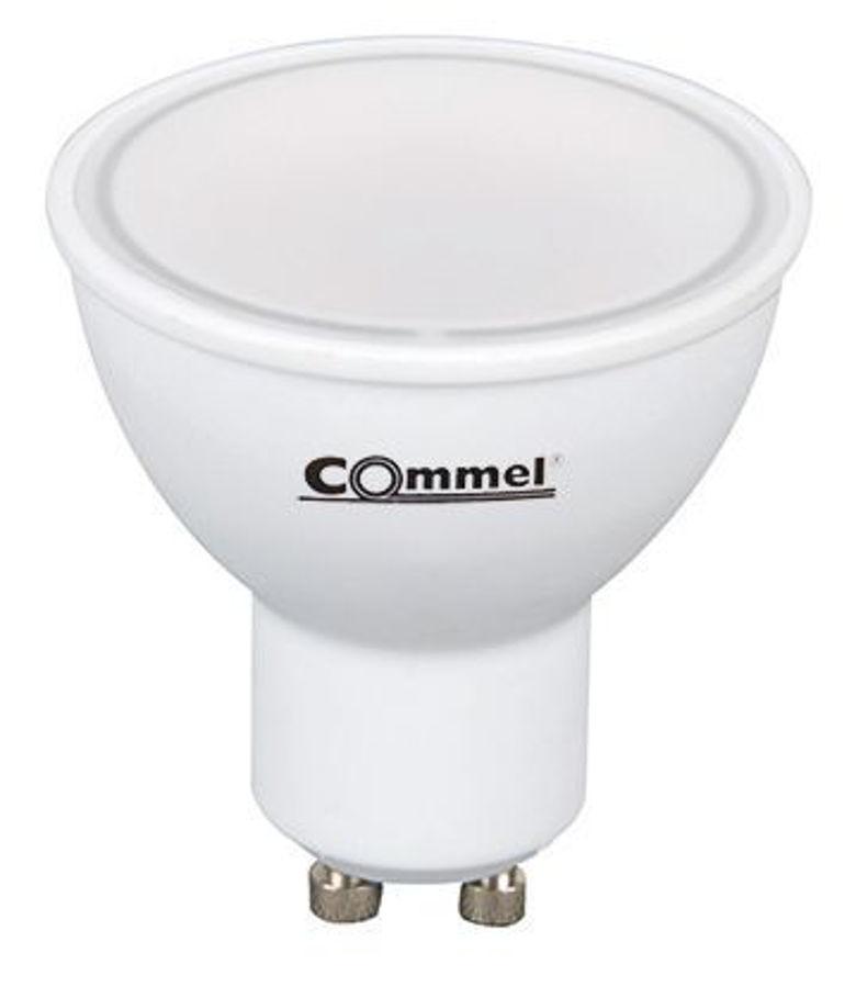 Slika COMMEL LED ŽARULJA 305-312, 7W,GU10,4000K(NEUTRALNO BIJELA),25 000 h