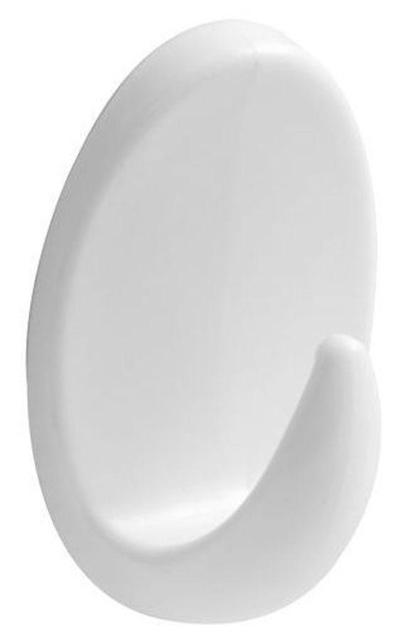 Slika VJEŠALICA MOD.211 24x35mm PLASTIČNA BIJELA