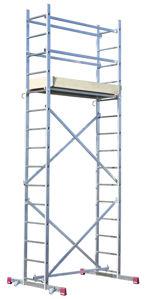 Slika KRAUSE CORDA SKELA MOBILNA Radna visina 5,00 m