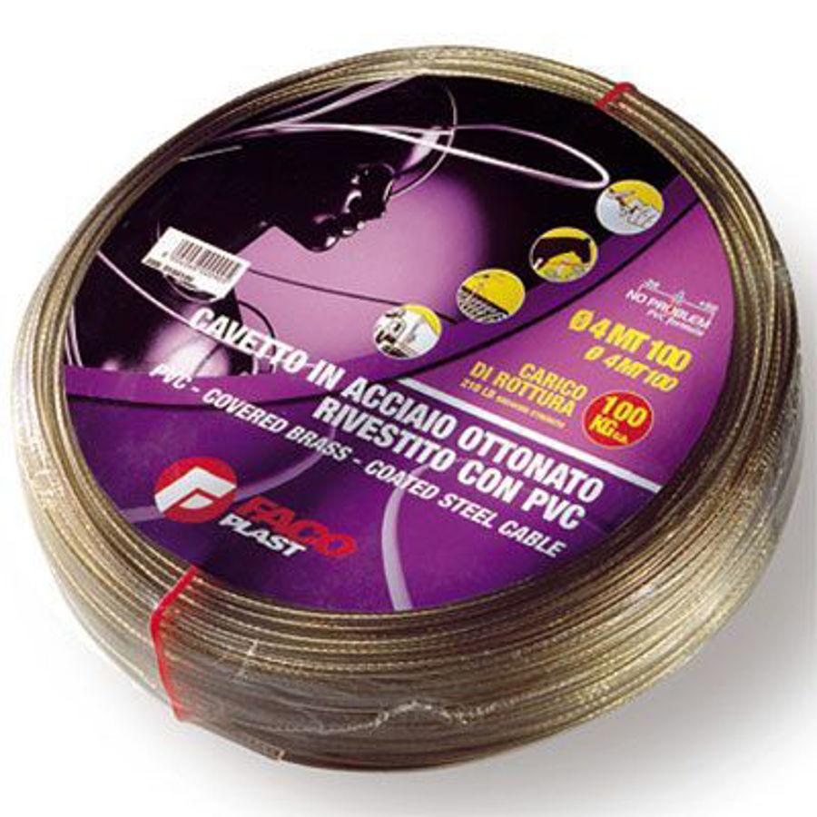 Slika SAJLA PVC 4mm,100M